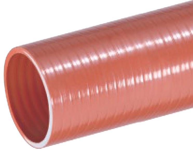 Orv™ series heavy duty oil resistant pvc suction hose on