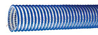 2020™ Series Heavy Duty Food Grade Polyurethane Fabric Reinforced Material Handling Hose With Grounding Wire
