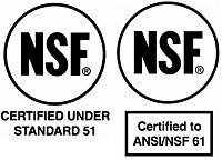 NSF Rating