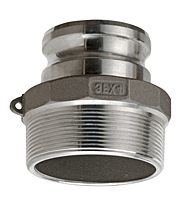 Aluminum Reducing Adapter x Male NPT