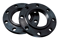 Carbon Steel Forged Raised Face Threaded Flanges 150# (ANSI B16.56 & ASTM A-105)