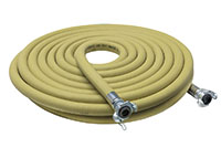 Secondary Image - Dura-Jack™ 300 PSI Yellow Cover Jackhammer Hose Assemblies