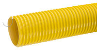 Amphibian™ SOLARGUARD™ AMPH-SLR™ Series Heavy Duty Polyurethane Lined Wet or Dry Material Handling Hose with High UV Resistance