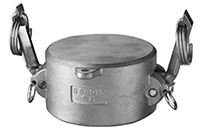 Item Image -  Stainless Steel Part DC Dust Cap
