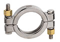 Item Image - 2 in. Clamp Size Bolted Clamp (DBS200)
