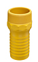 Hose Nipple (Glass Reinforced Nylon) NPT Threads