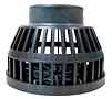 Polypropylene Strainer (NPSM Threads)