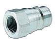 Primary Image - AG Ball Industry Standard Male Coupler with Female Thread