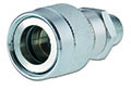 Primary Image - 10,000 PSI Industry Standard Female Coupler with Male Thread