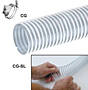 Product Image - Light duty PVC ducting hose