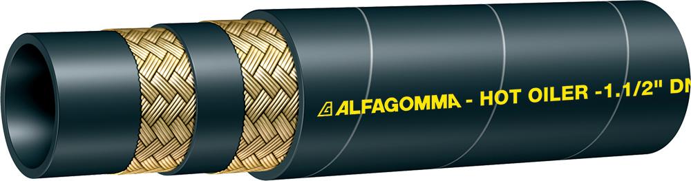 Alfagomma® Hot Oiler Hose