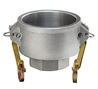 Aluminum Reducing Coupler x Female NPT_AL-D