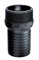 Hose Nipple (Polypropylene) NPT Threads