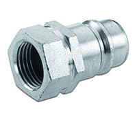 Primary Image - ISO 7241 A Push Pull Male Coupler with Female Thread