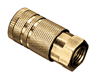 Coupler with Female Thread (NPTF)