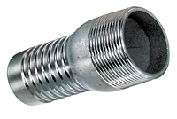 Hose Nipple (304 Stainless) NPT Threads