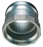 Aluminum Part A Male Adapters