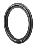 Primary Image - EPDM Tri-Clamp Gasket Black