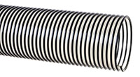 Cat/Product Image - Medium duty polyurethane-lined lightweight PVC material handling hose