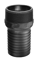 Item Image - Polypropylene Combination Hose Nipples —PPN Series / NPT Thread