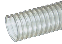 Product Image - Standard duty polyurethane food and grade lightweight blower and ducting hose