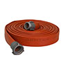 Armtex® One™ 25 ft Available Length, 1 in. Size, and NST Coupling Type Red Fire Hose