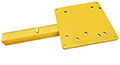 Primary Image - Swage Hitch Mounting Plate for use with All Piranha Swaging Equipment
