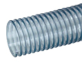 Product Image - PVC food grade light weight blower and ducting hose