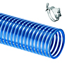 """Blue Water"" BW™ Series Low Temperature PVC Suction Hose"